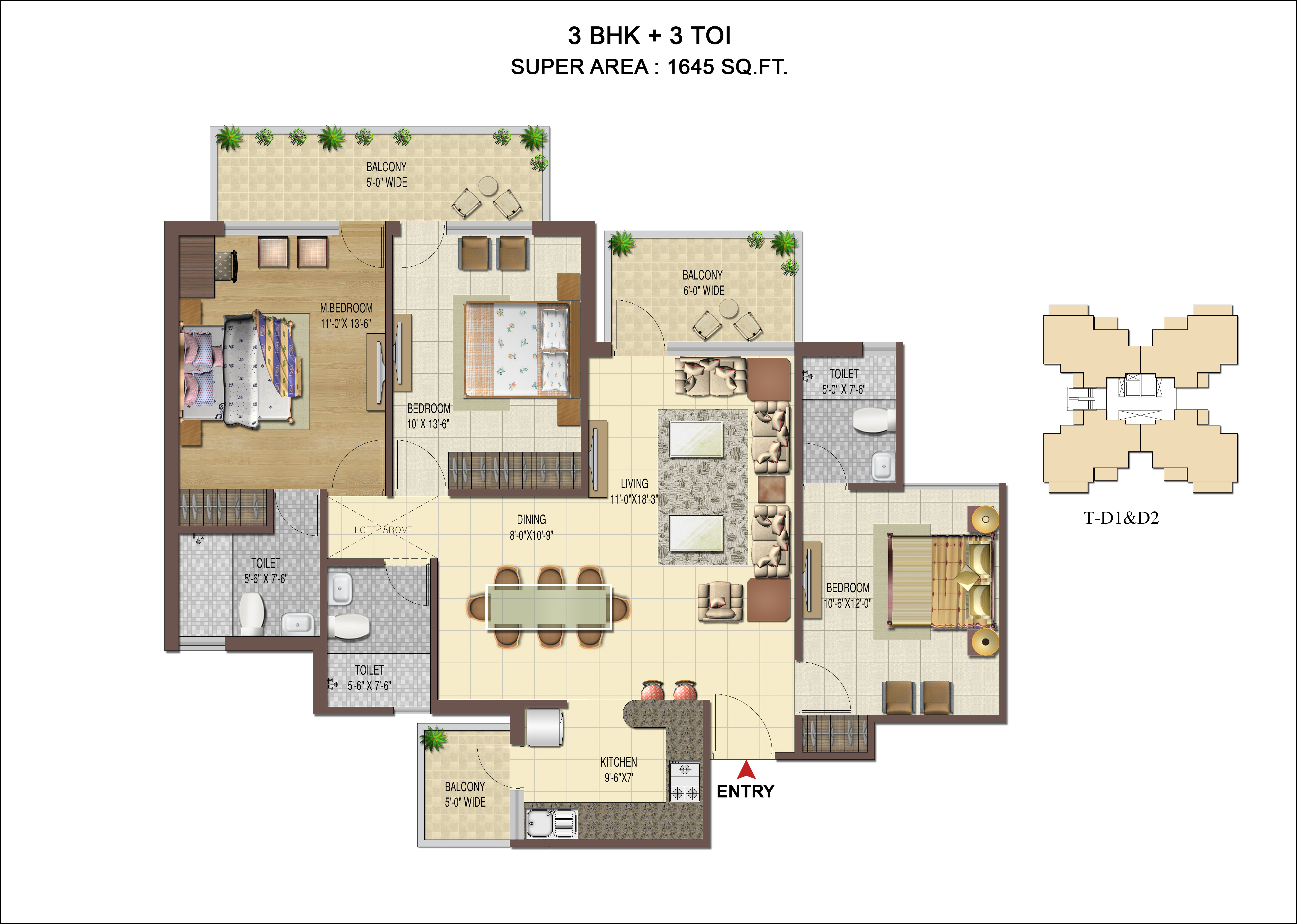 Floor Plan Design In Photoshop